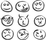 face-drawings