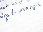 handwrittenresume