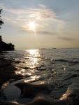 sunrise-lake